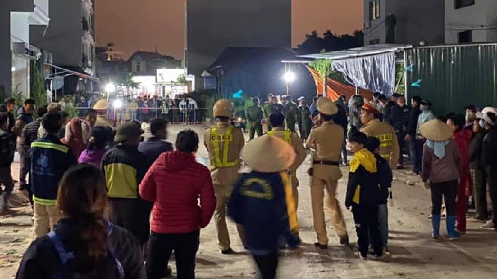 Điều tra vụ việc người phụ nữ bán gà bị sát hại giữa chợ ở Hưng Yên