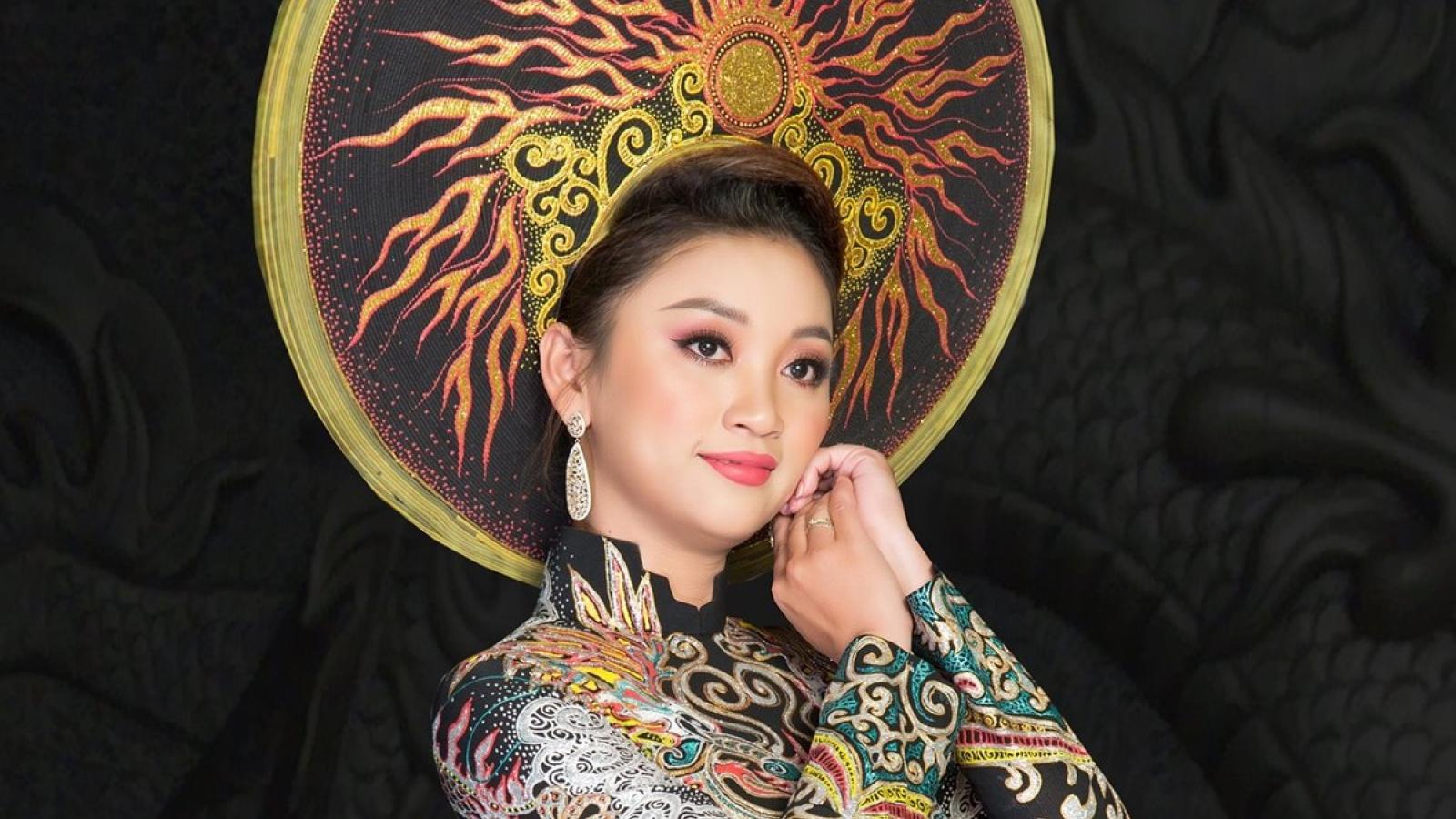Đỗ Thanh Yến Nhi đăng quang Hoa khôi Doanh nhân Việt Nam 2020