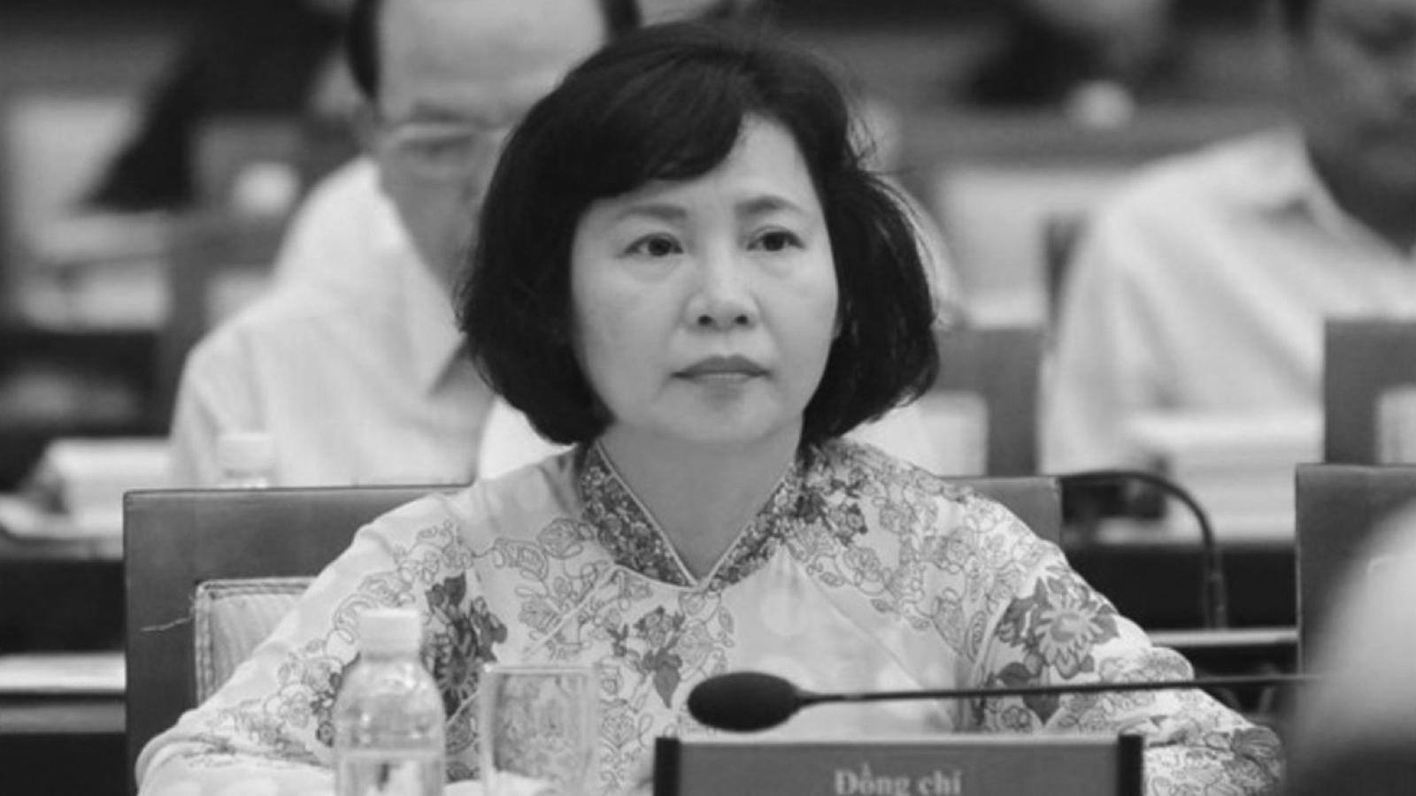 Vì sao đến giờ cựu Thứ trưởng Hồ Thị Kim Thoa mới bị khai trừ Đảng?