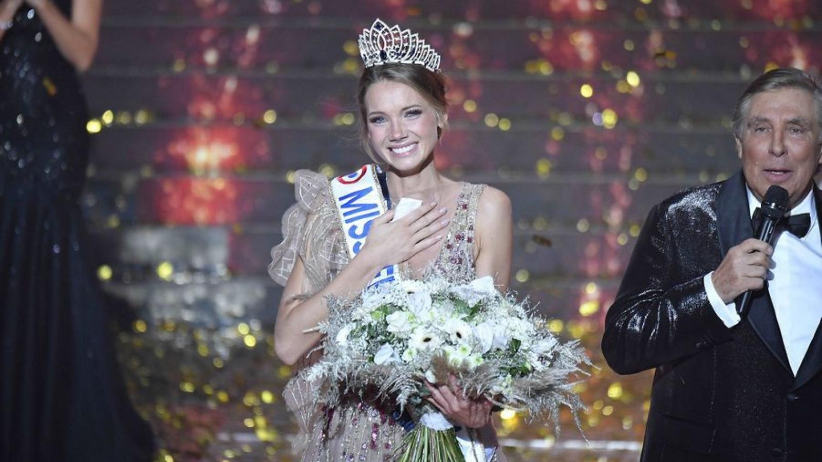 Sắc vóc Hoa hậu Pháp 2020