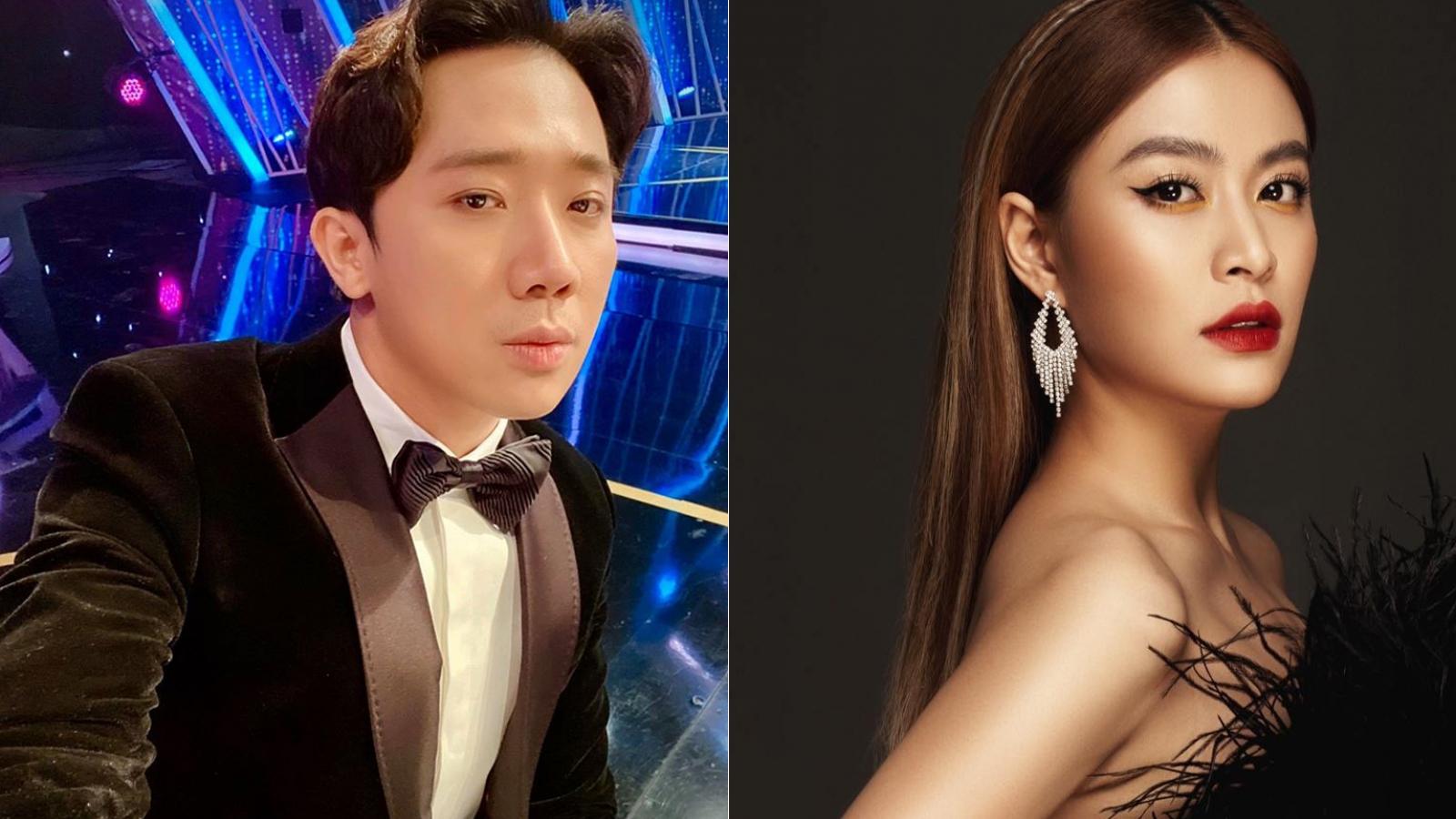 Trấn Thành, Hoàng Thùy Linh lọt đề cử giải Mai Vàng 2020