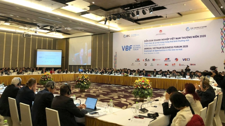 Vietnam Business Forum offers solutions for firms in post-COVID-19 landscape