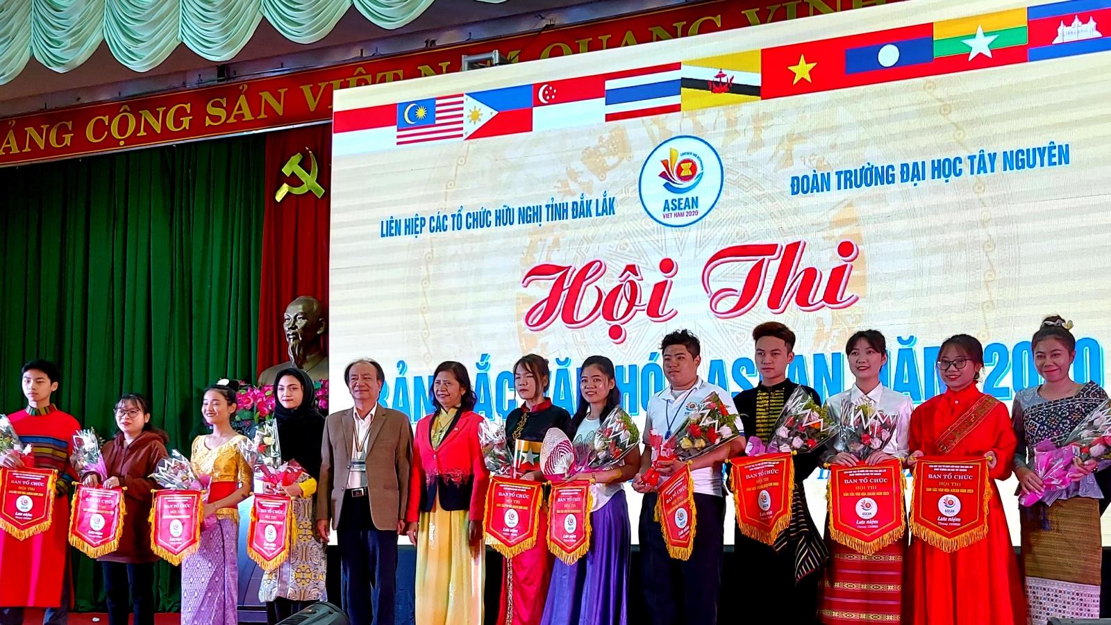 Hội thi Bản sắc văn hóa ASEAN năm 2020 tại Đắk Lắk