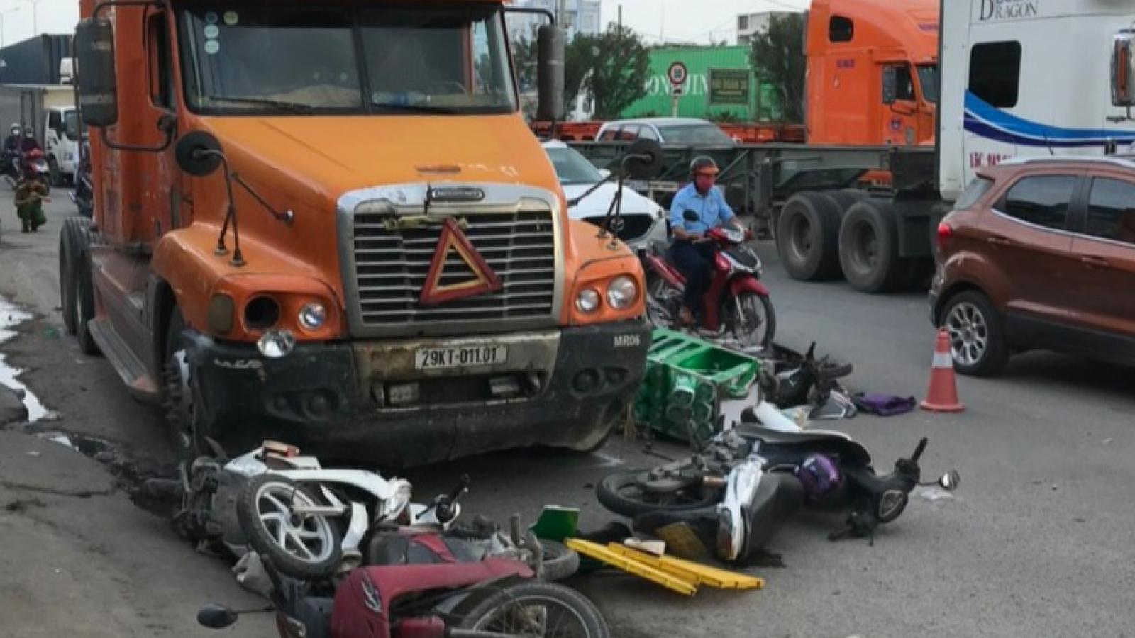 Cả nước có 6.700 người chết vì tai nạn giao thông trong năm 2020
