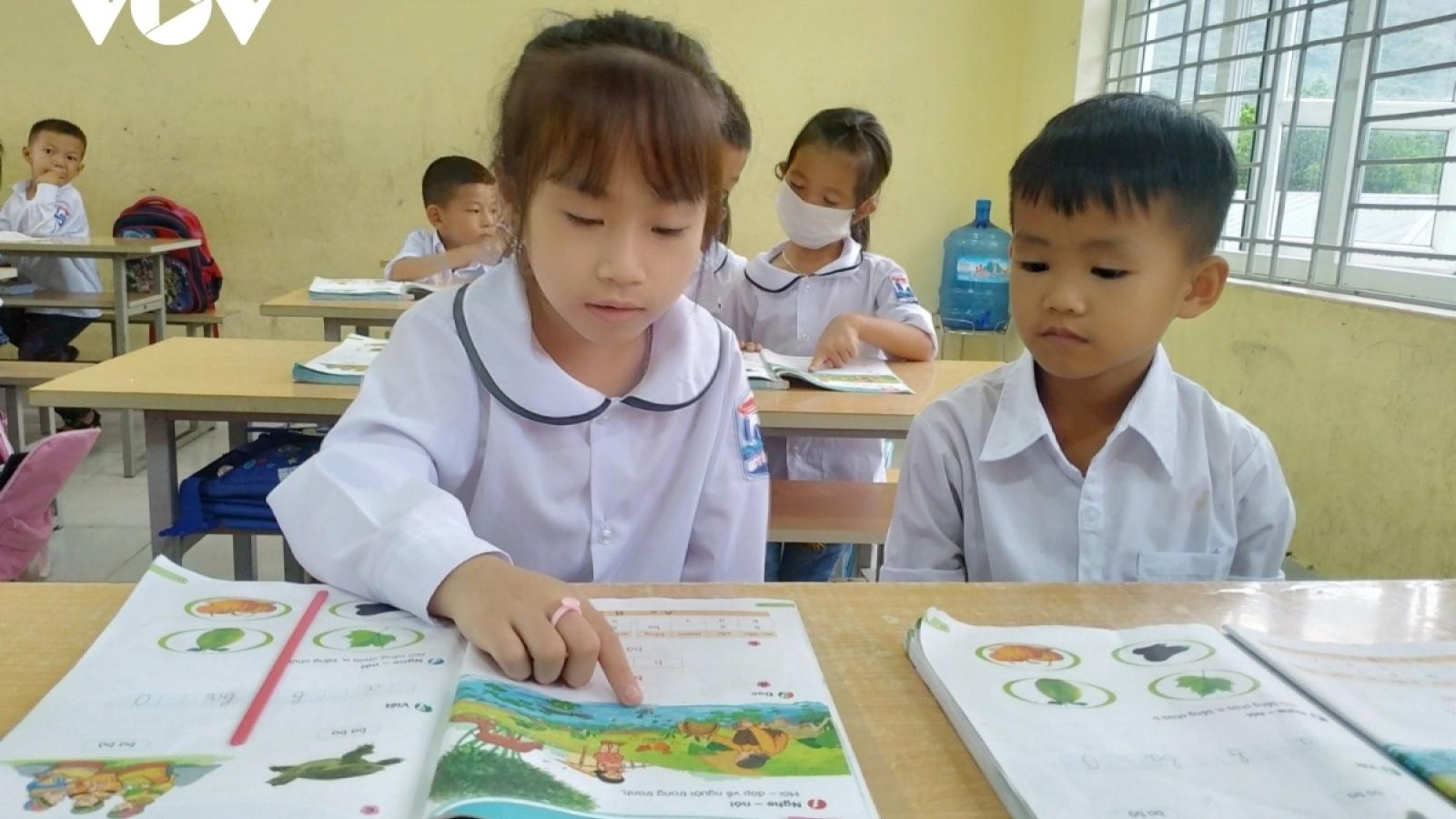 Phổ cập giáo dục mầm non cho trẻ 5 tuổi: 10 năm thành công, sẵn sàng giai đoạn mới