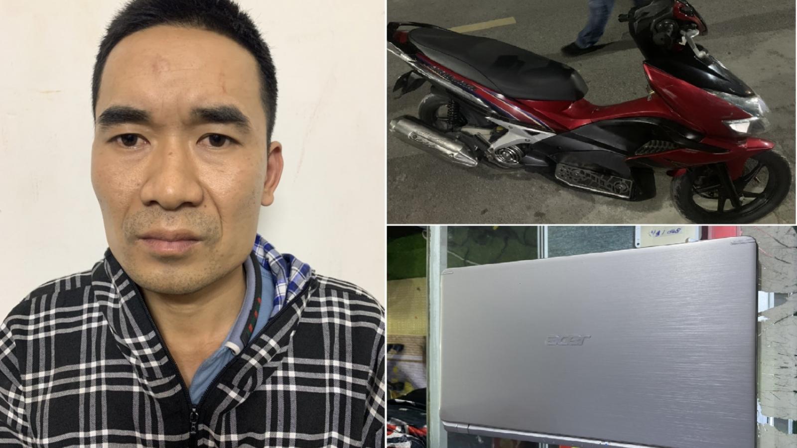 Quảng Ninh triệt phá chuyên án trộm cắp tài sản liên tỉnh