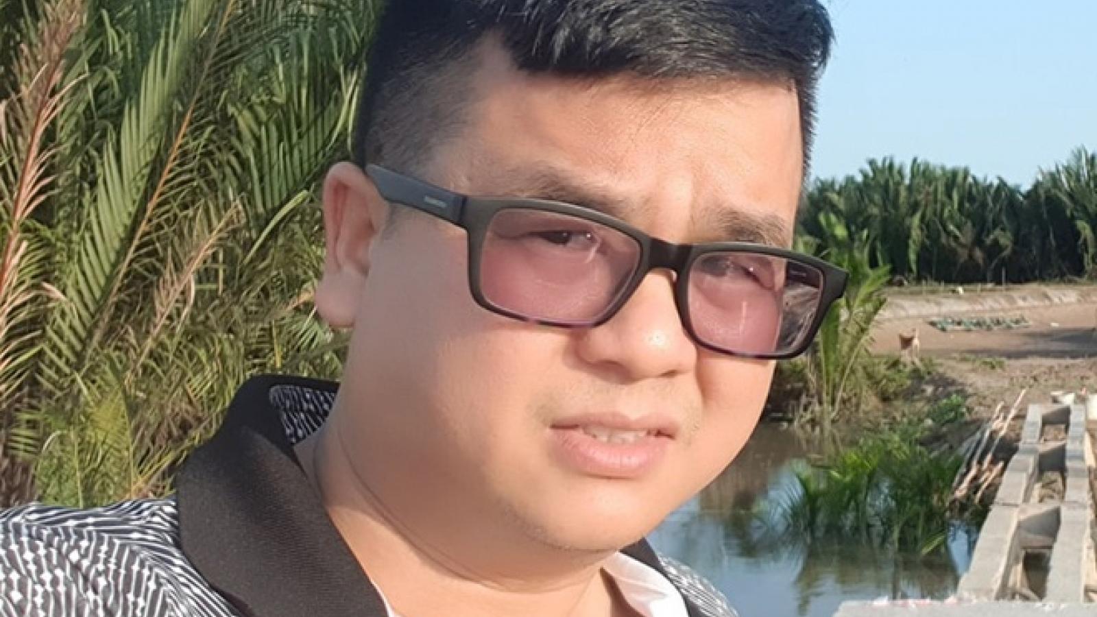 Khởi tố, bắt Facebooker Trương Châu Hữu Danh