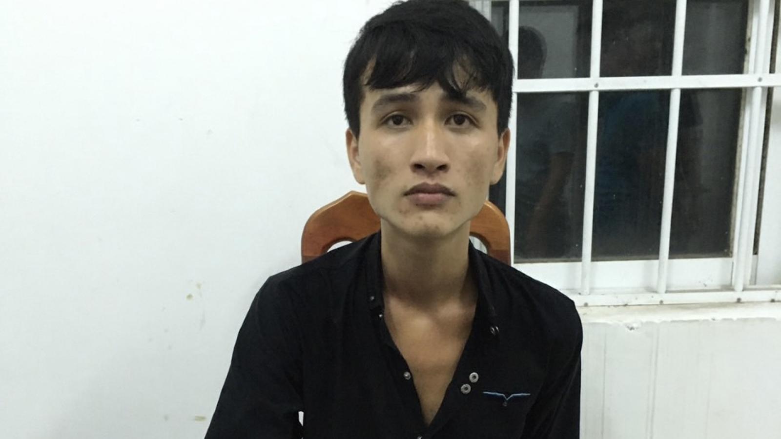 Bắt giữ đối tượng bán ma túy đá cho các con nghiện là thuyền viên ở Vũng Tàu