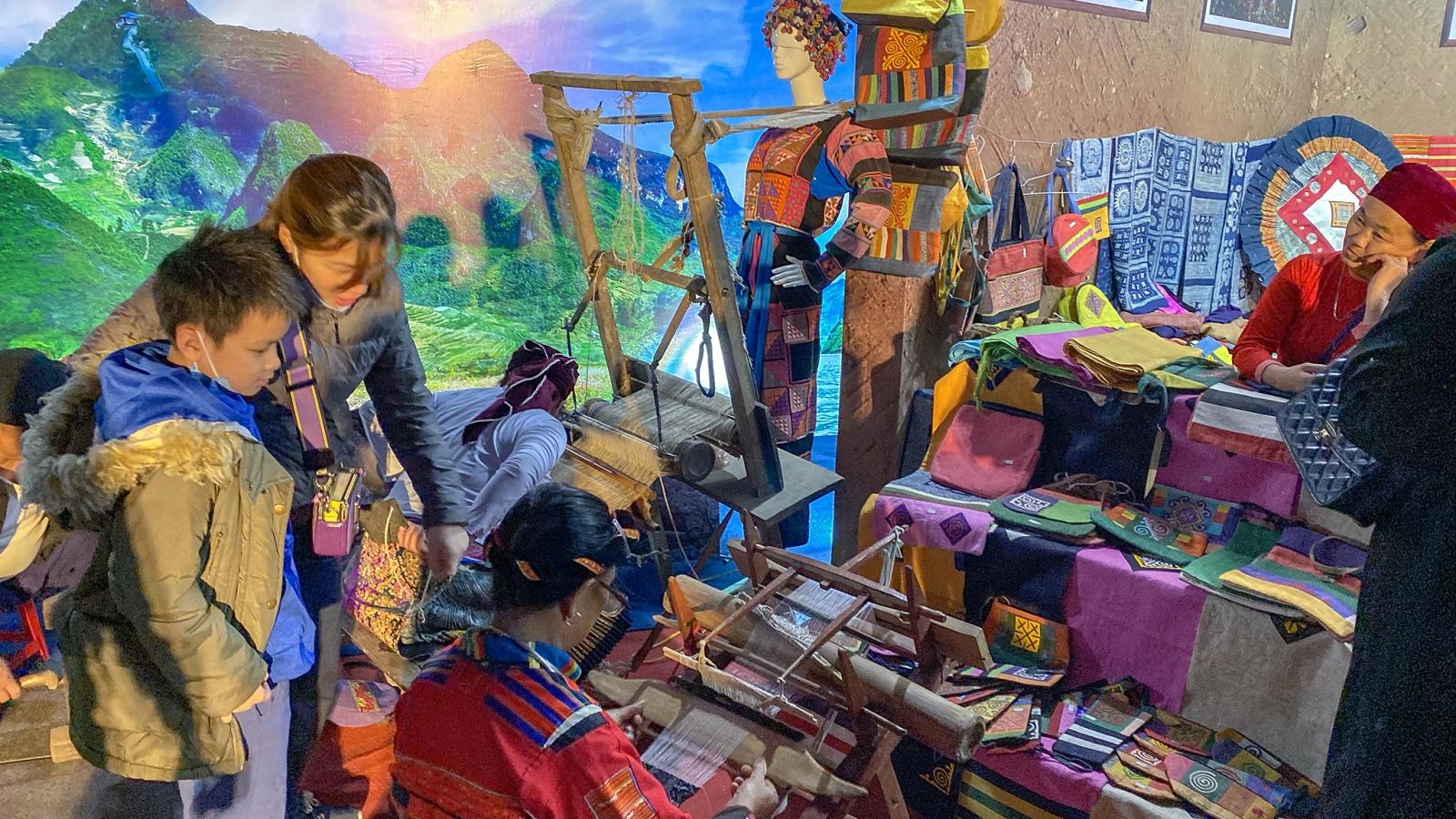 Thưởng thức hương vịHà Giang tại Hà Nội