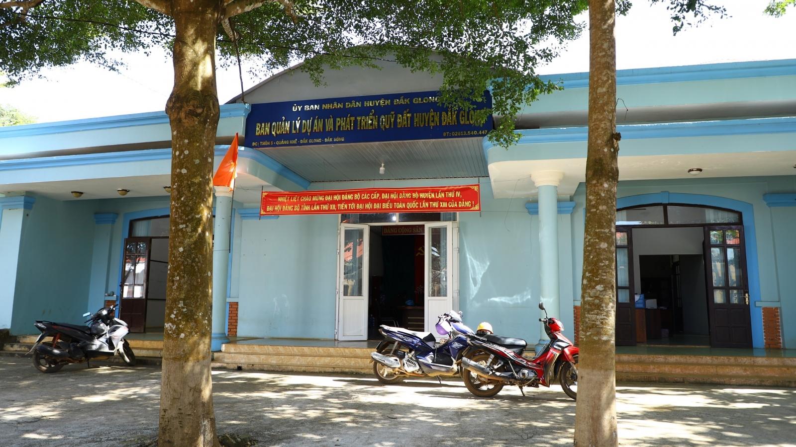 Bắt Giám đốc Ban quản lý dự án và phát triển quỹ đất huyện Đắk Glong