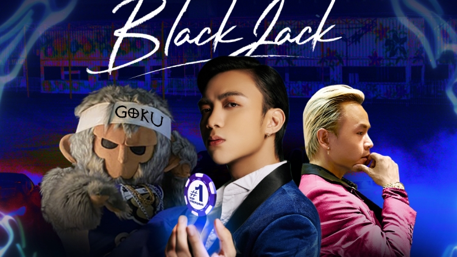 """Thay đổi hình tượng dân chơi, Soobin và Binz giành top 1 trending với """"BlackJack"""""""