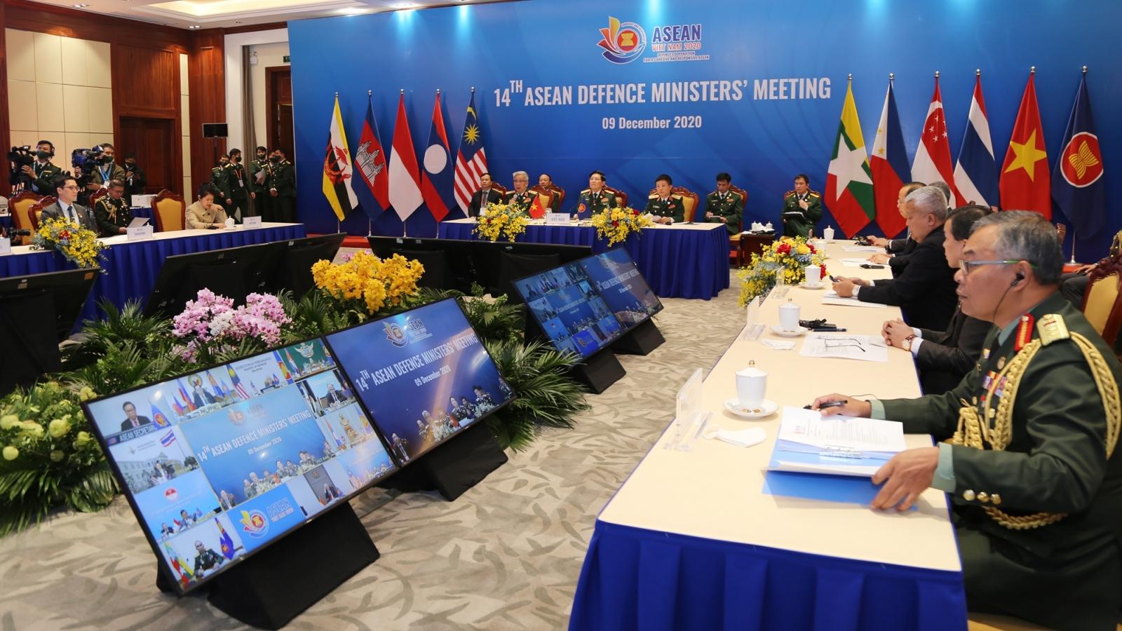 Quân đội các nước ASEAN hợp tác chặt chẽ để đối phó với Covid-19