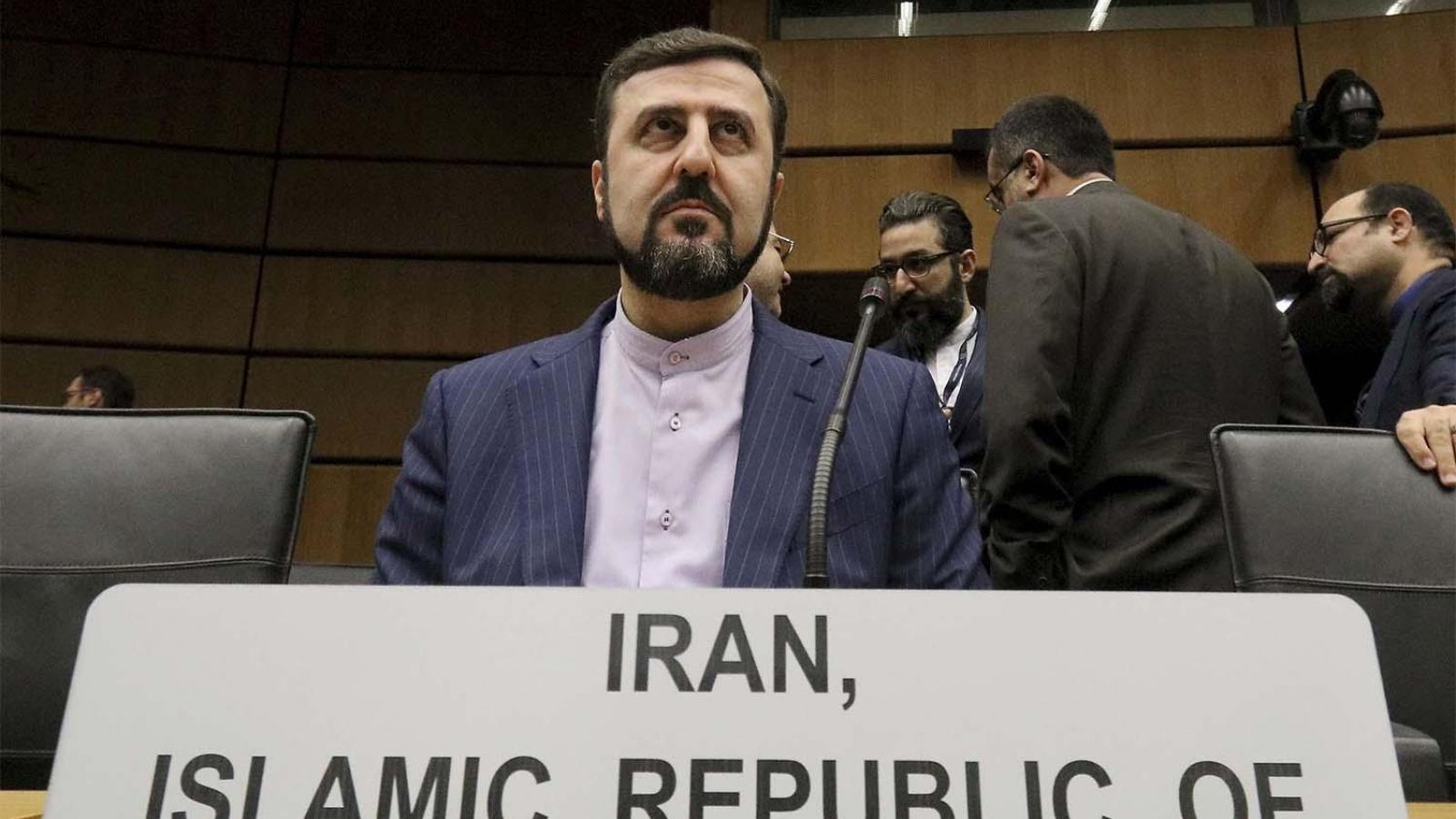 Iran bác bỏ đề xuất khôi phục thỏa thuận hạt nhân 2015