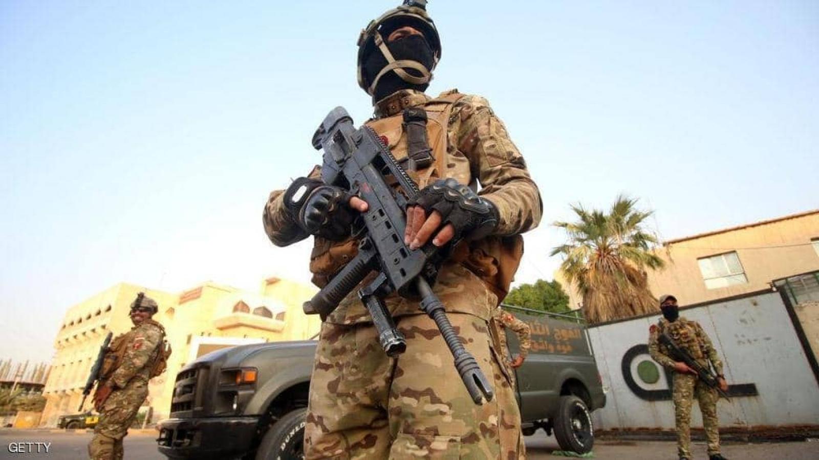 Iraq tiêu diệt 42 phần tử khủng bố
