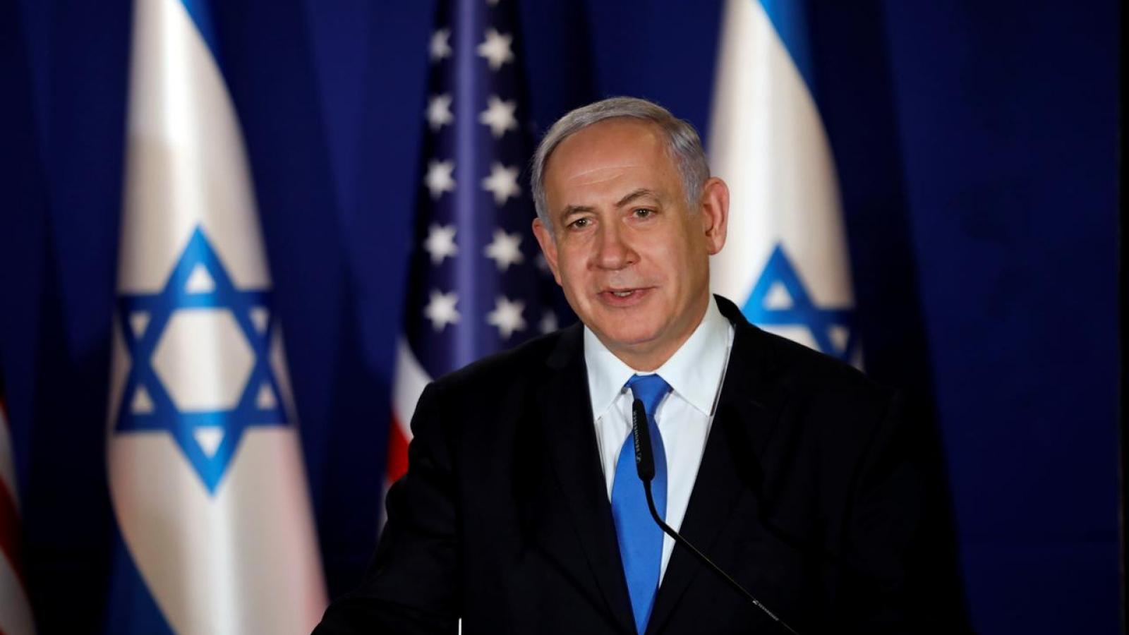Thủ tướng Netanyahu sẽ là người đầu tiên ở Israel tiêm vaccine Covid-19