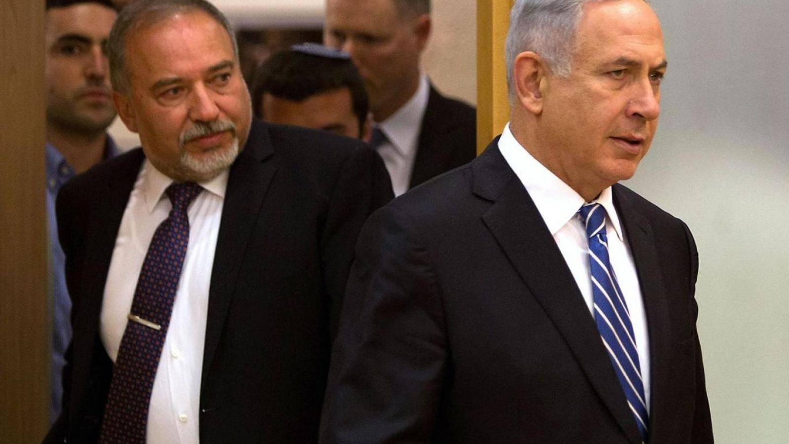 Khủng hoảng chính trị Israel và những tác động