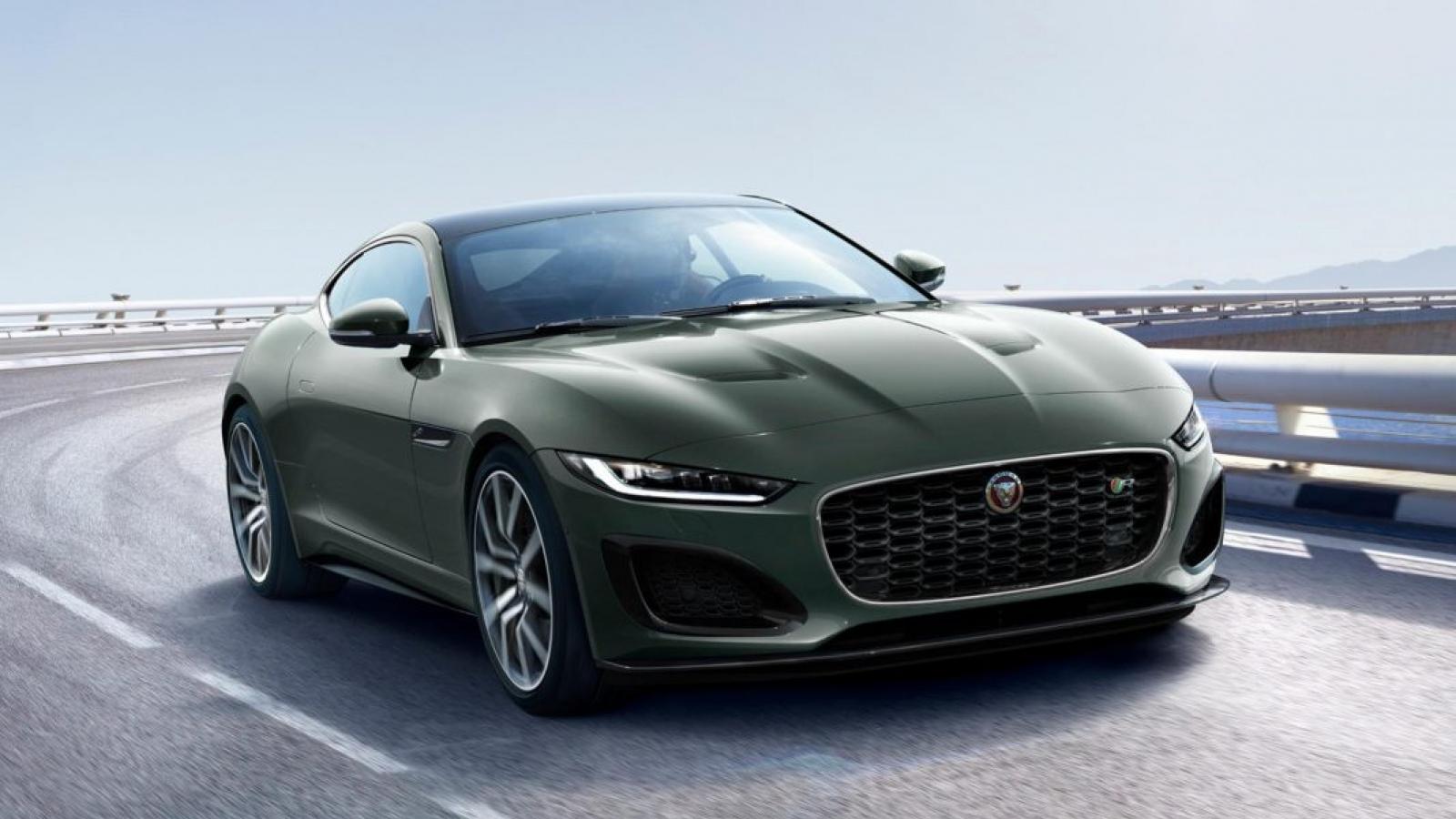 Jaguar ra mắt bản đặc biệt của F-Type với số lượng chỉ 60 xe