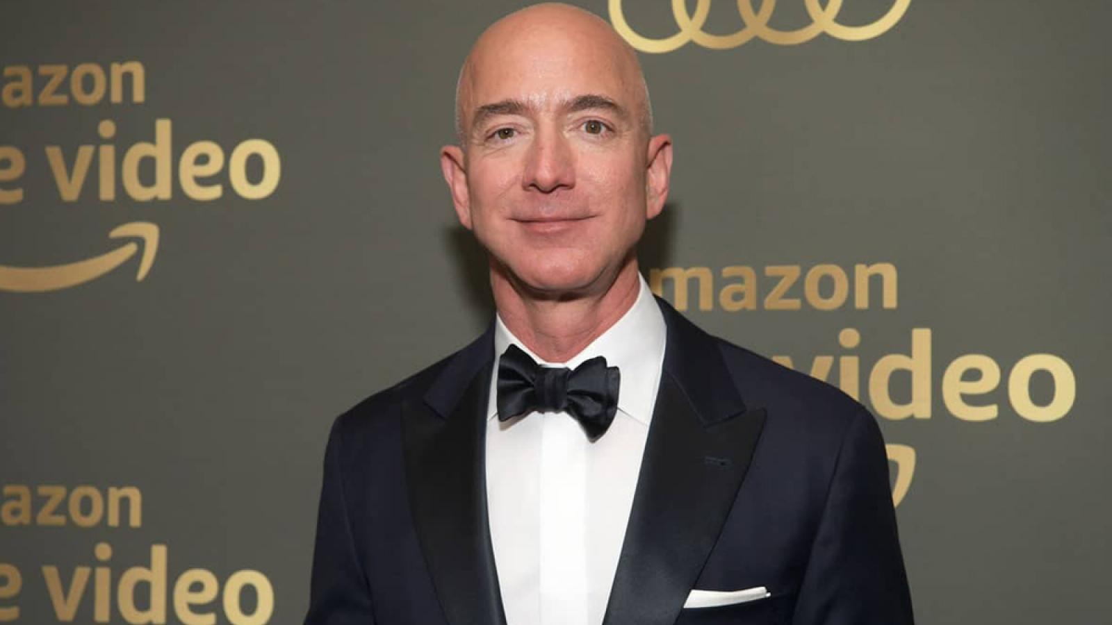 Ông chủ Amazon vẫn là người giàu nhất thế giới hiện nay