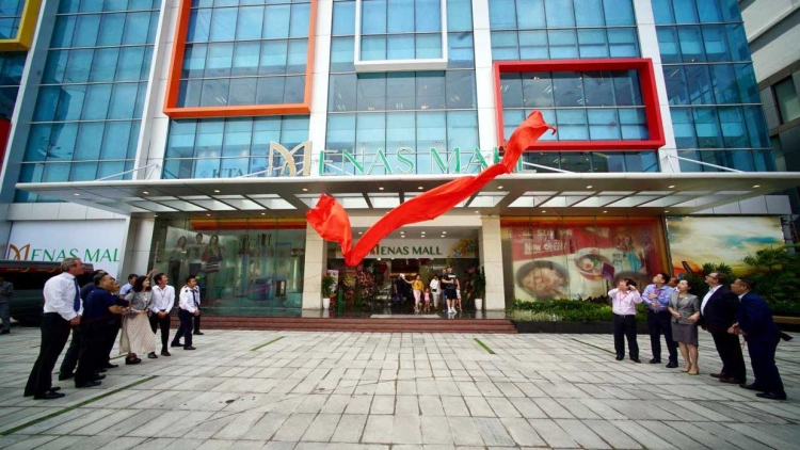 Menas Mall Saigon Airport sắp mở cửa trở lại
