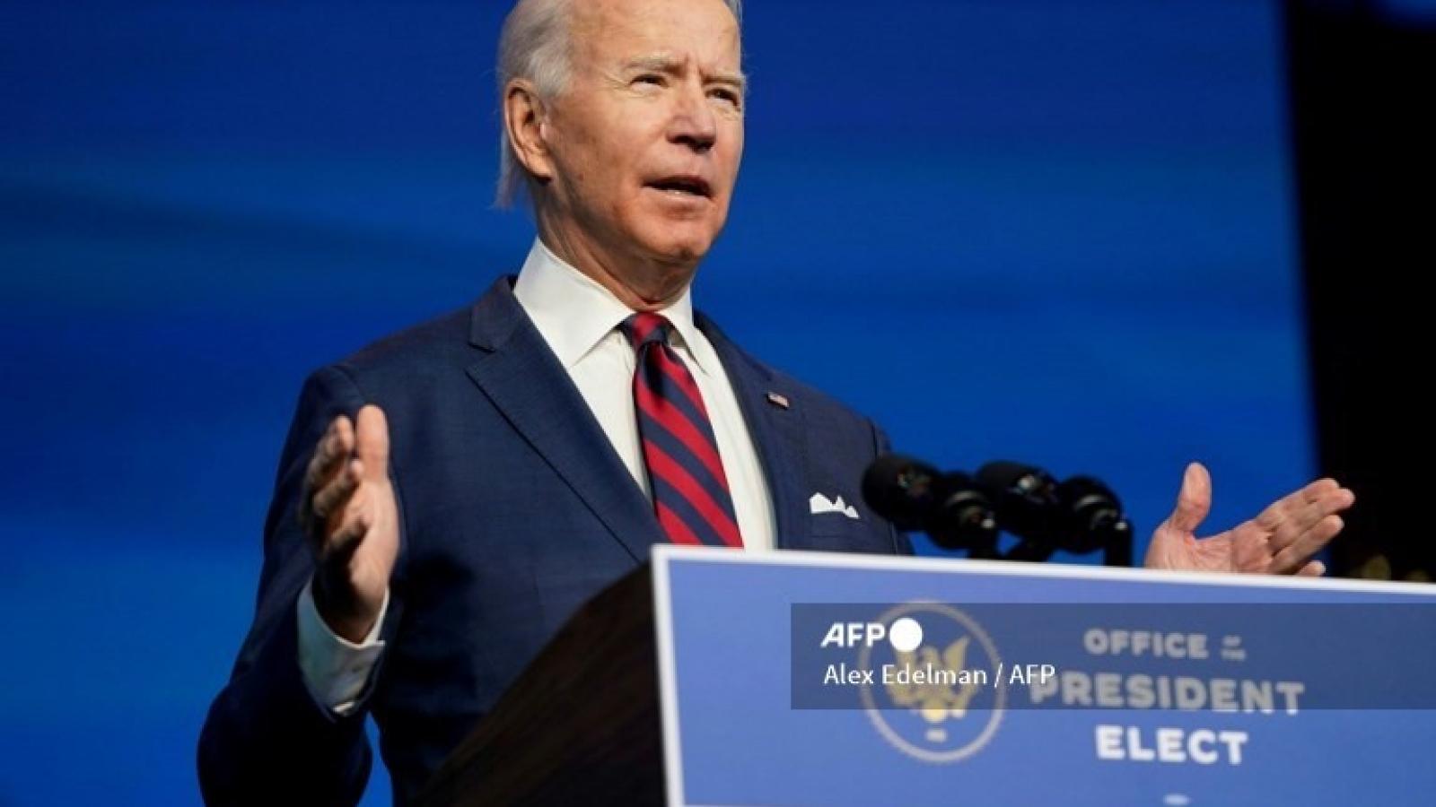 Ông Biden cho rằng vụ tấn công mạng nhằm vào Mỹ chưa được kiểm soát