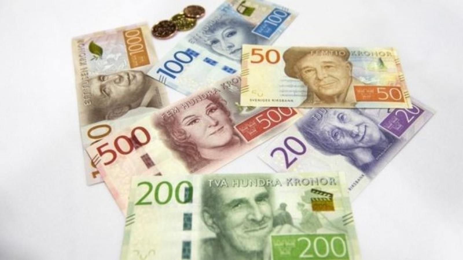 Thụy Điển muốn chuyển sang sử dụng tiền kỹ thuật số