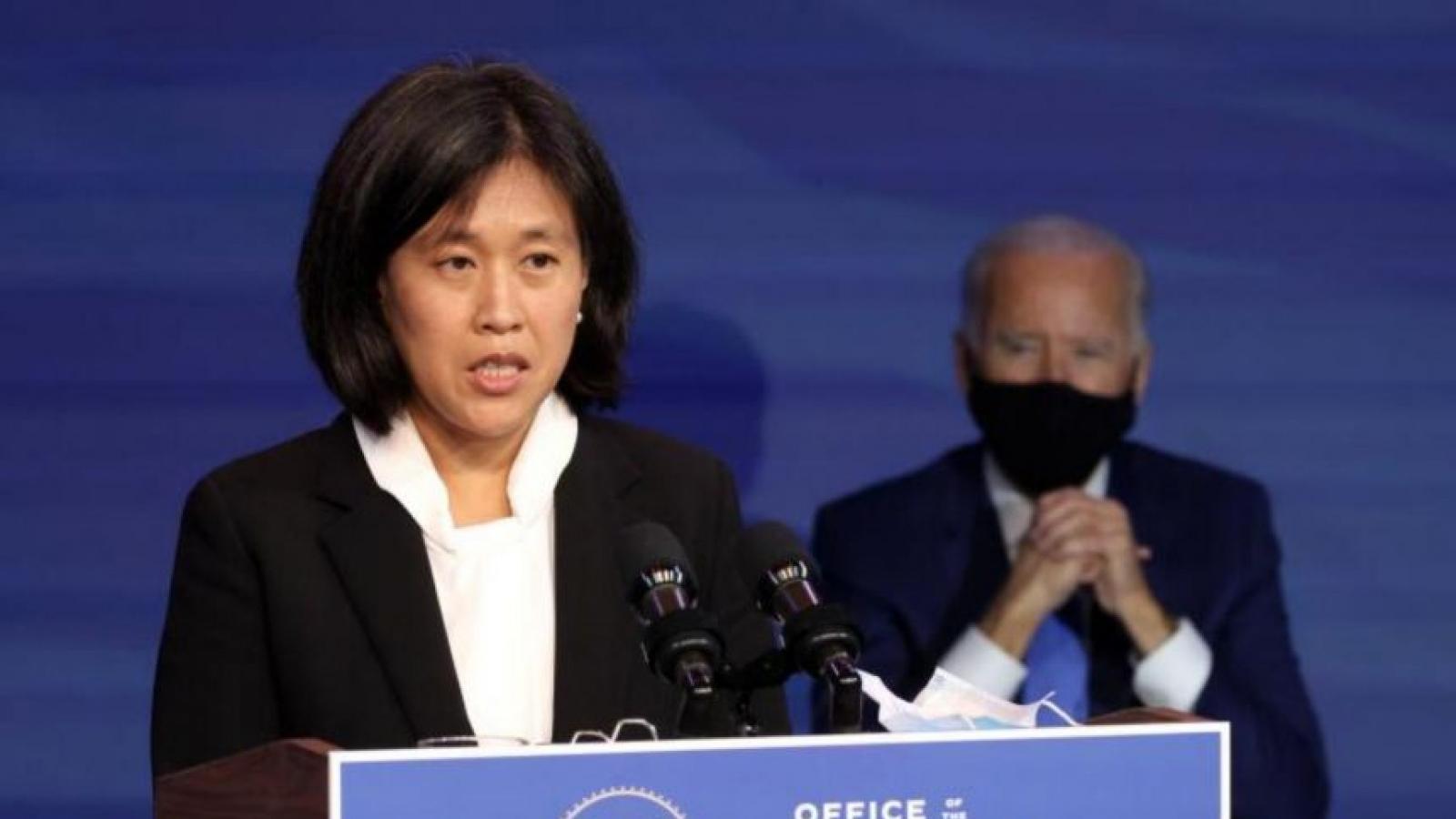 Ông Biden ưu tiên chấn chỉnh quan hệ thương mại với Trung Quốc