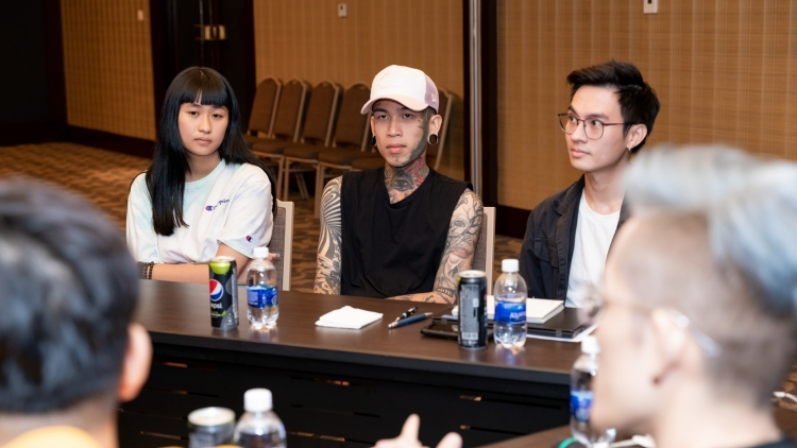Wowy, Dế Choắt bất ngờ diễn thời trang hiphop