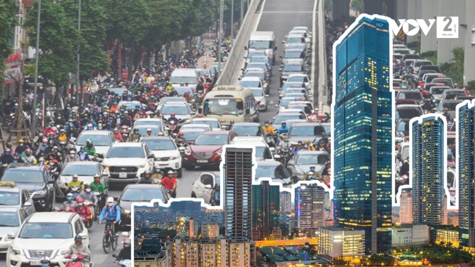 Đô thị hóa ở Việt Nam: Những bài học đắt giá
