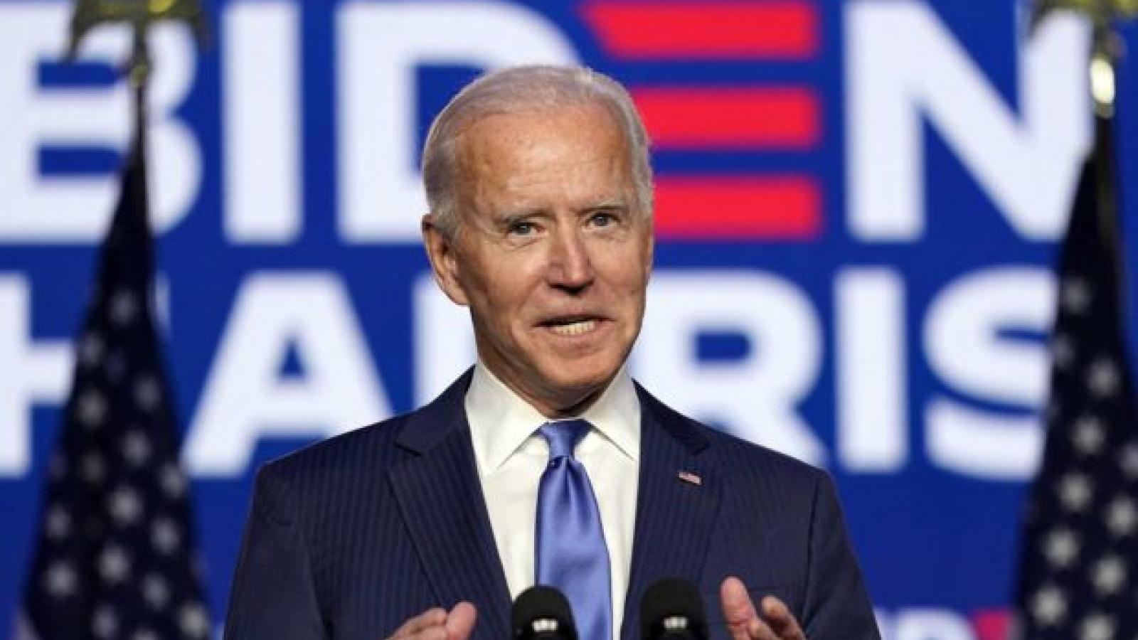 Kế hoạch 7 điểm ứng phó Covid-19 của chính quyền Tổng thống đắc cử Joe Biden