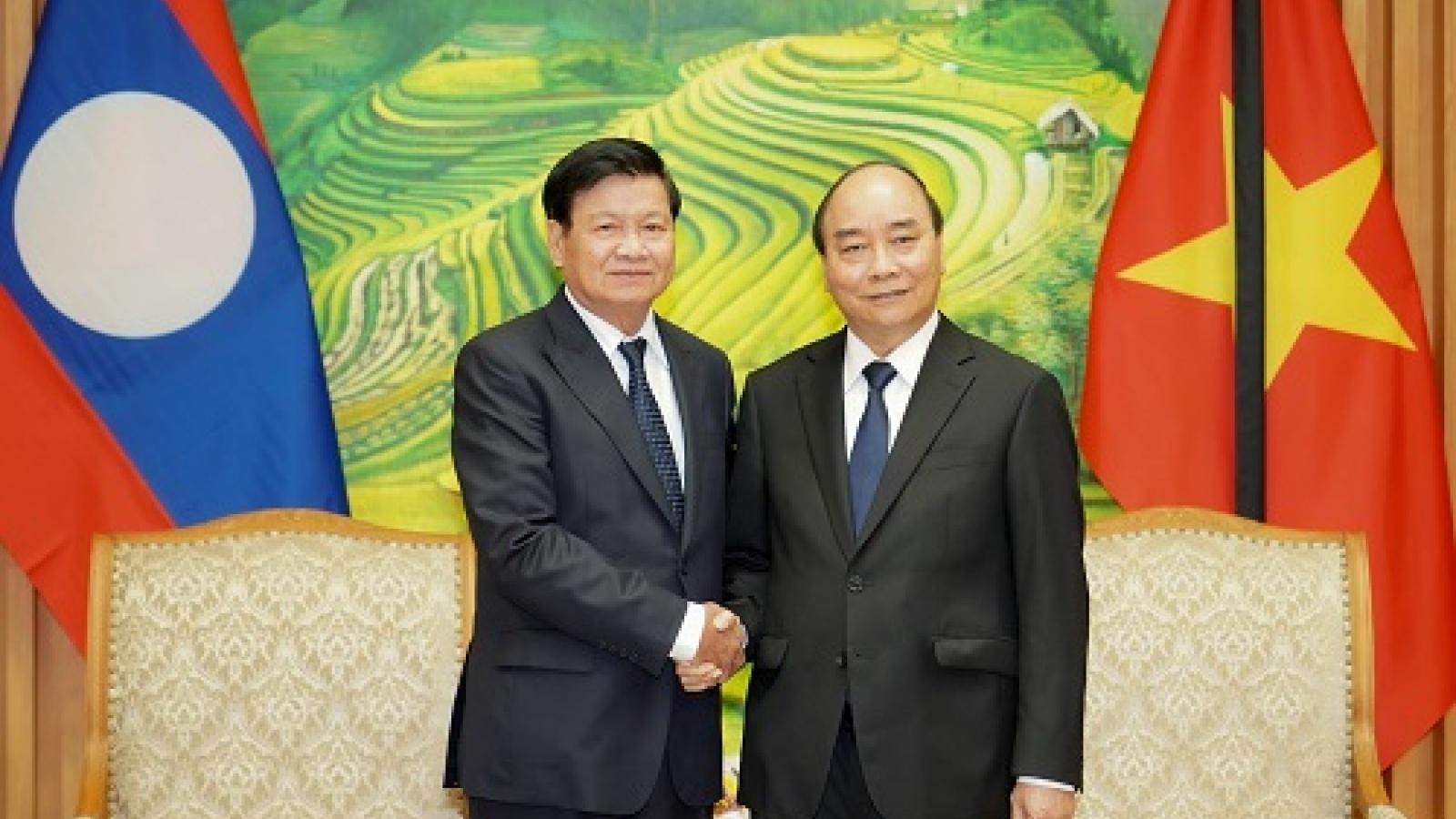 Thủ tướng Lào Thongloun Sisoulith sẽ thăm Việt Nam
