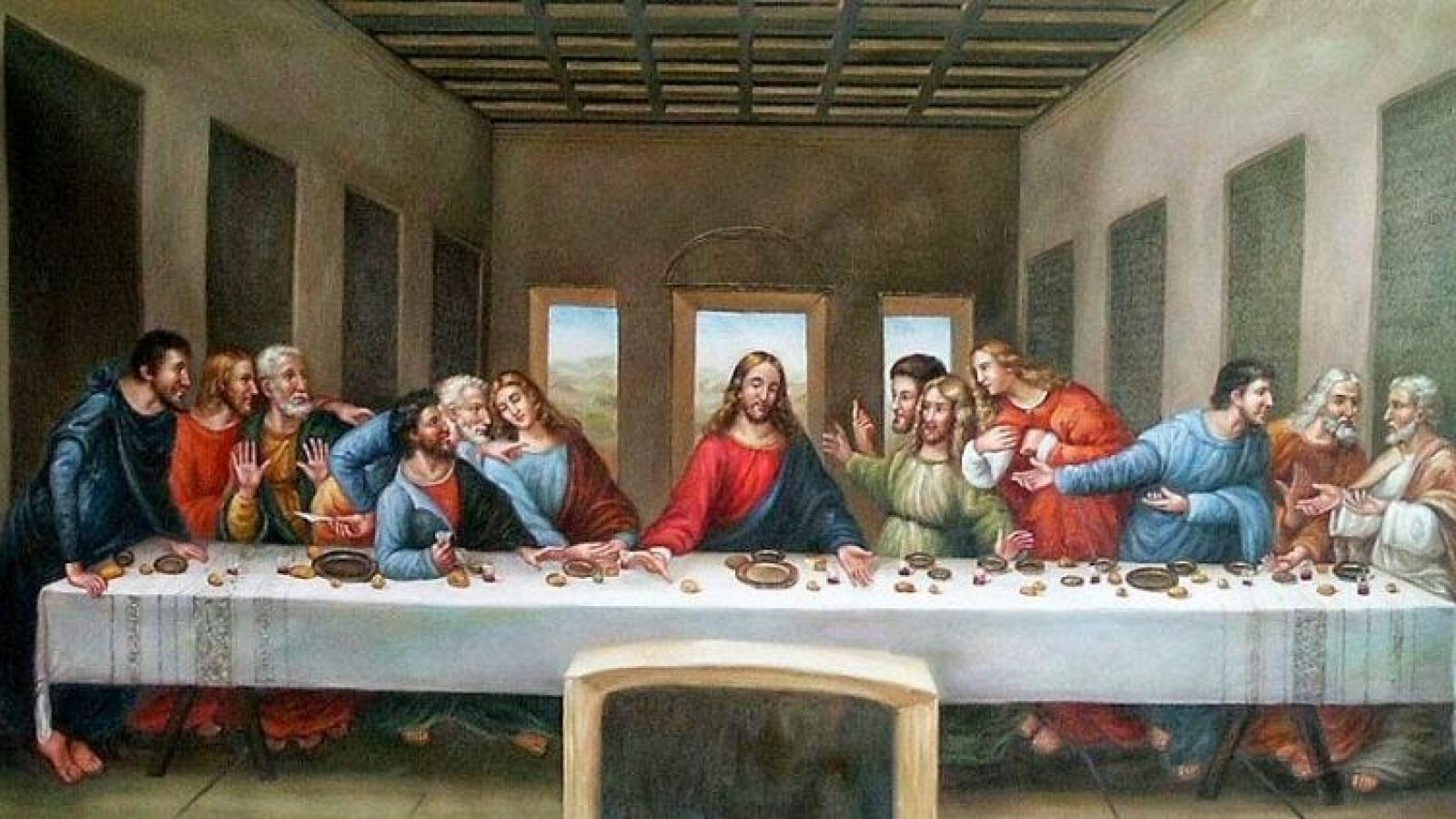 Chiêm ngưỡng loạt tác phẩm hội họa kinh điển của Léonard de Vinci dưới định dạng Ultra HD