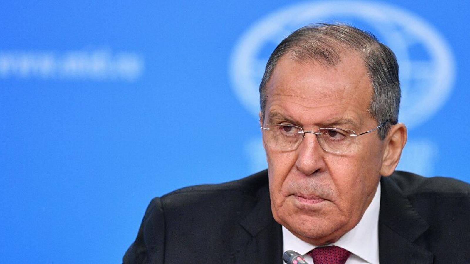 Nga tuyên bố sẽ đáp trả các lệnh trừng phạt của Mỹ