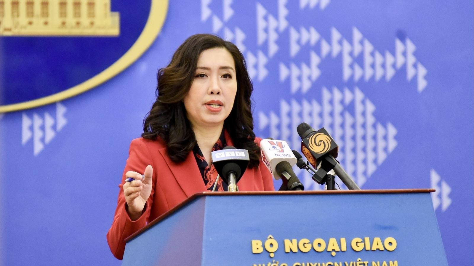Giao dịch thương mại Việt Nam-Iran không trái nghị quyết của HĐBA Liên Hợp Quốc