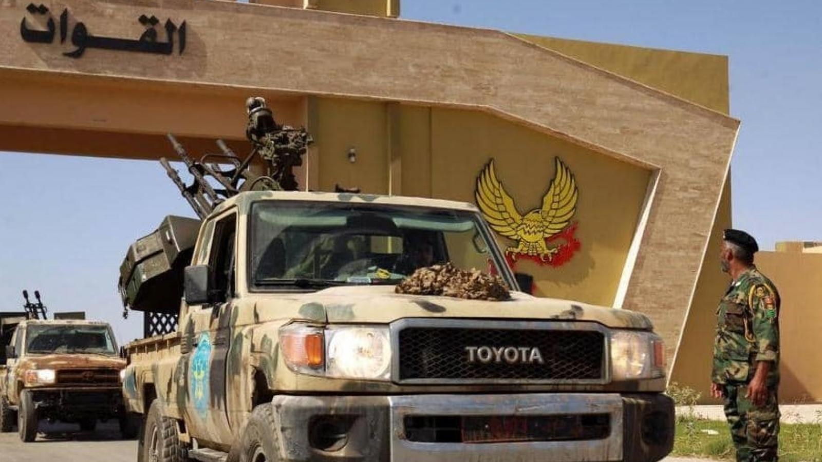 Liên Hợp Quốc: 20.000 chiến binh ở Libya rất nguy hiểm
