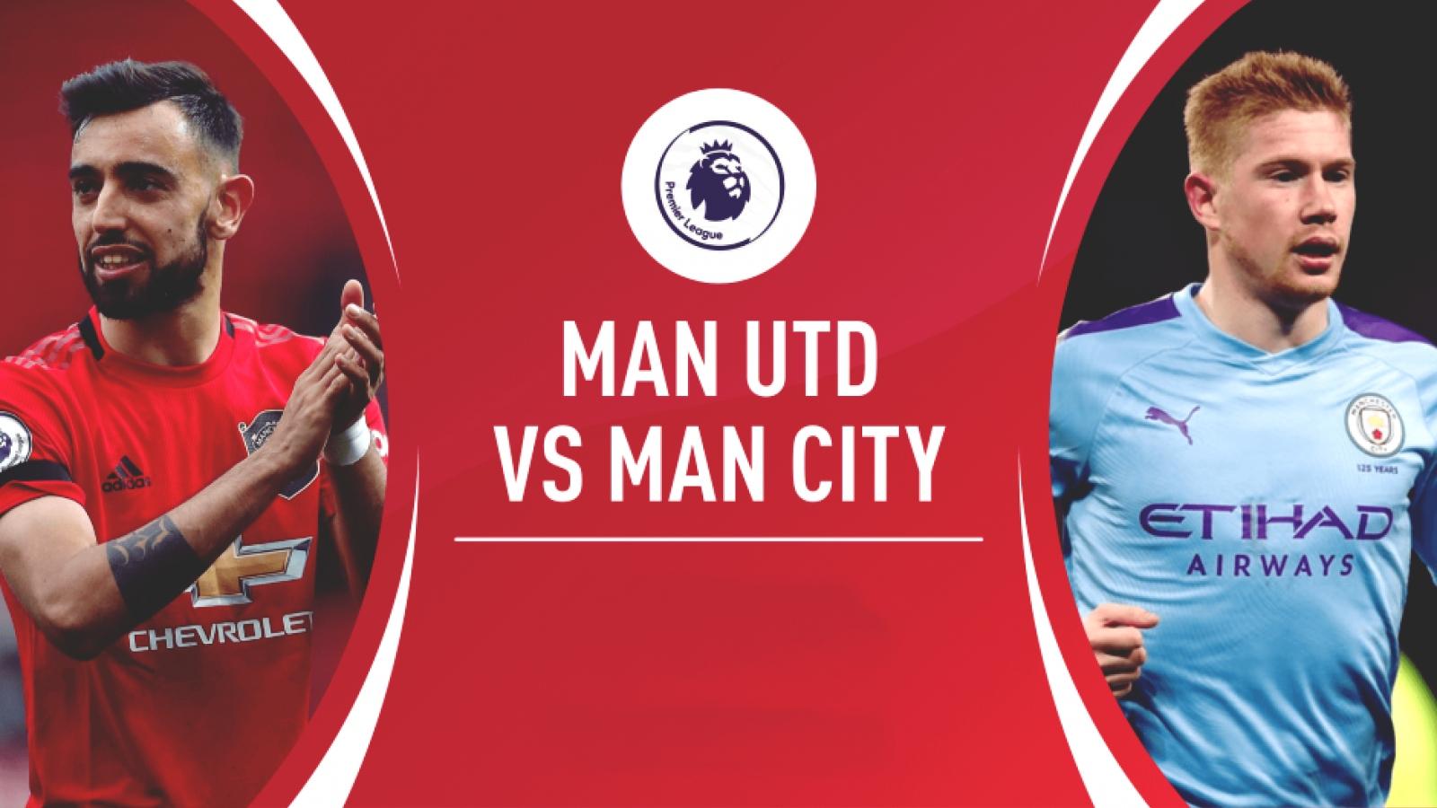 Lịch thi đấu vòng 12 Ngoại hạng Anh 2020/2021: MU quyết đấu Man City
