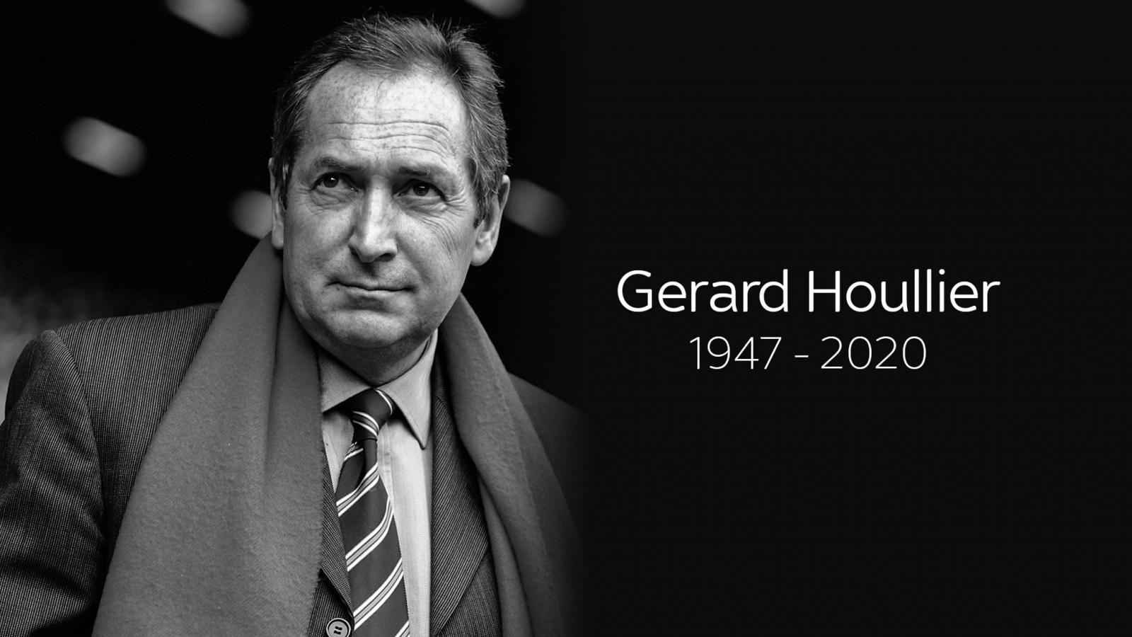 Huyền thoại Liverpool Gerard Houllier qua đời ở tuổi 73