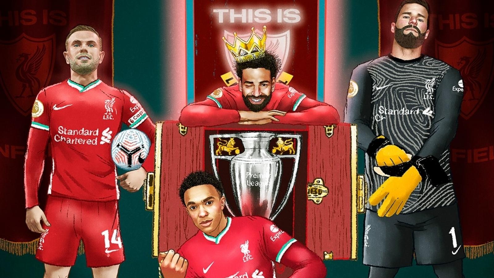 Biếm họa 24h: Liverpool lập lại trật tự ở Premier League