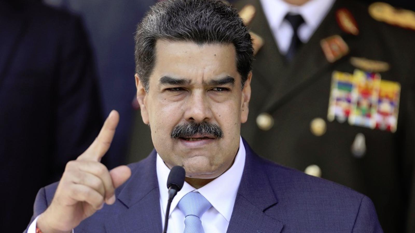 """Tổng thống Venezuela bất ngờ nêu điều kiện từ chức """"ngay lập tức"""""""