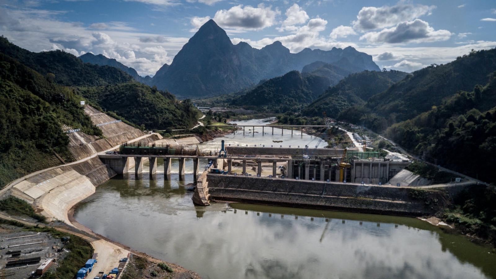 Việt Nam hoan nghênh sáng kiến sử dụng công bằng, hợp lý nguồn nước sông Mekong