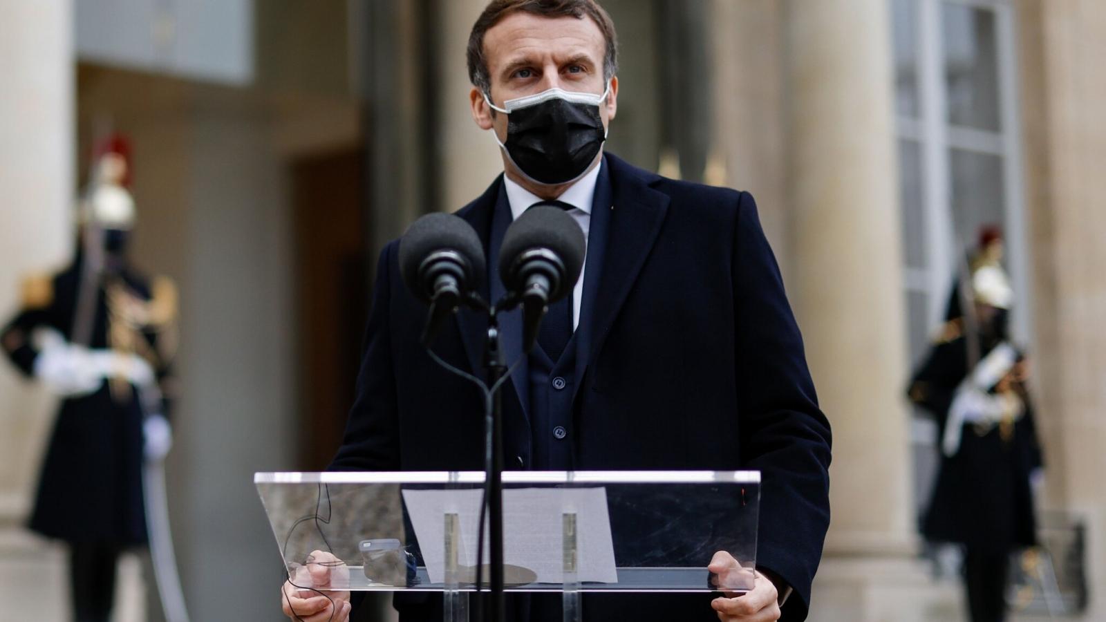 Tổng thống Pháp vẫn ổn sau mộtngày xác nhận mắcCOVID-19
