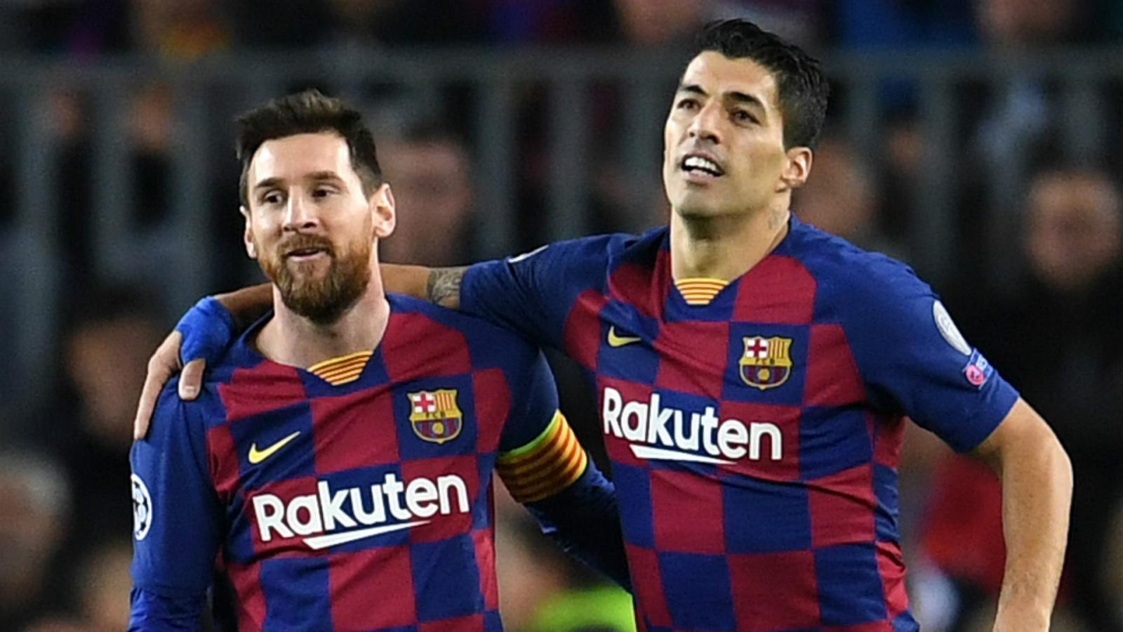 Messi và Suarez sẽ tái hợp trong màu áo Inter Miami?