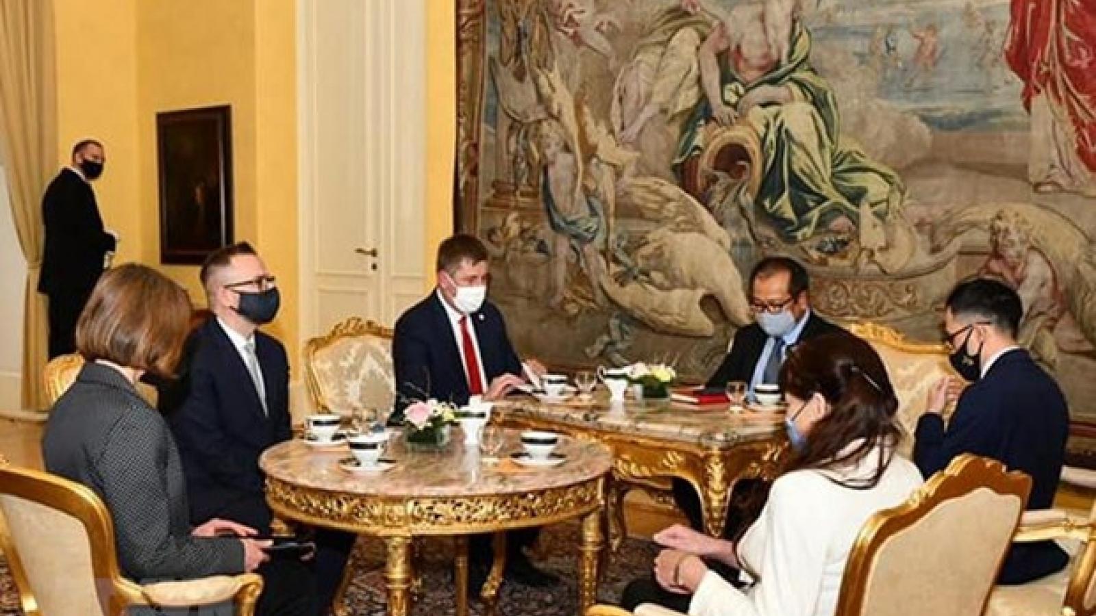 Czech Republic regards Vietnam as important partner in SEA