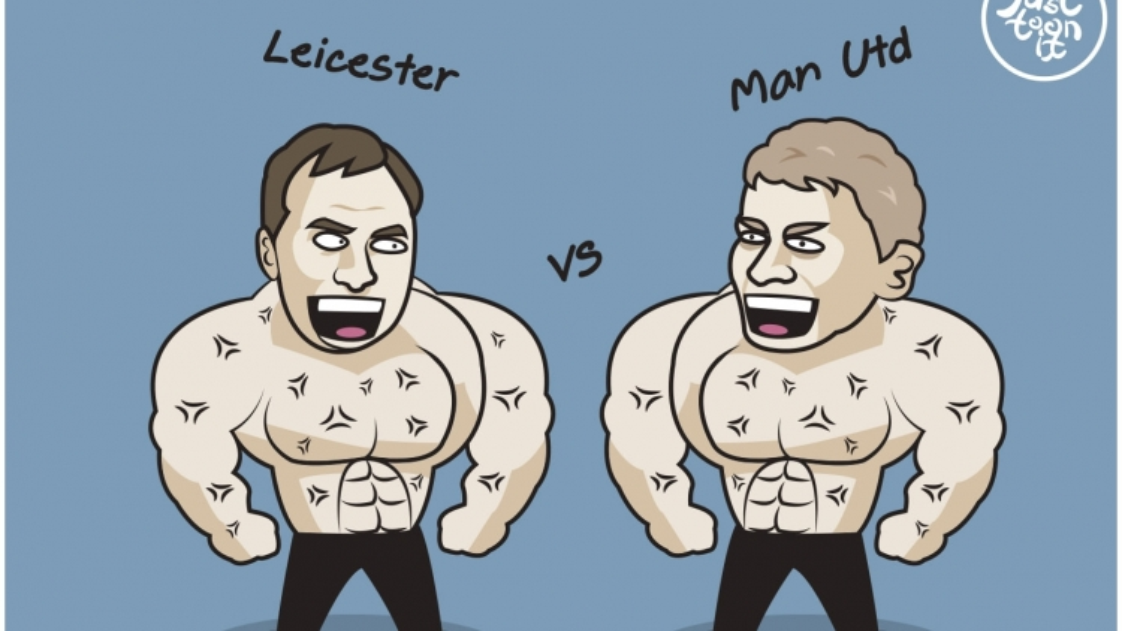 Biếm họa 24h: MU đại chiến Leicester, Arsenal run rẩy trước Chelsea
