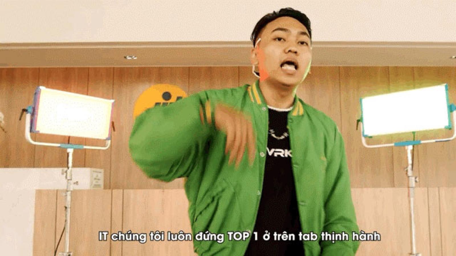 MV 'đỉnh của chóp' từ IT Thế Giới Di Động: bắn rap cực chất để kiếm tìm đồng đội