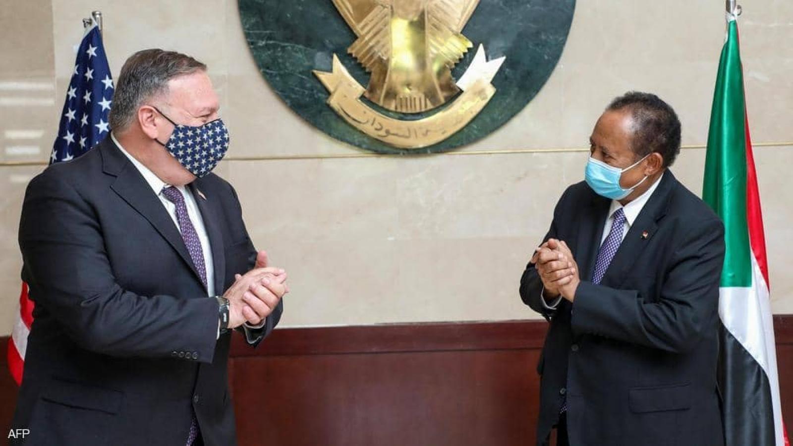 Mỹ chính thức đưa Sudan khỏi danh sách nhà nước tài trợ khủng bố