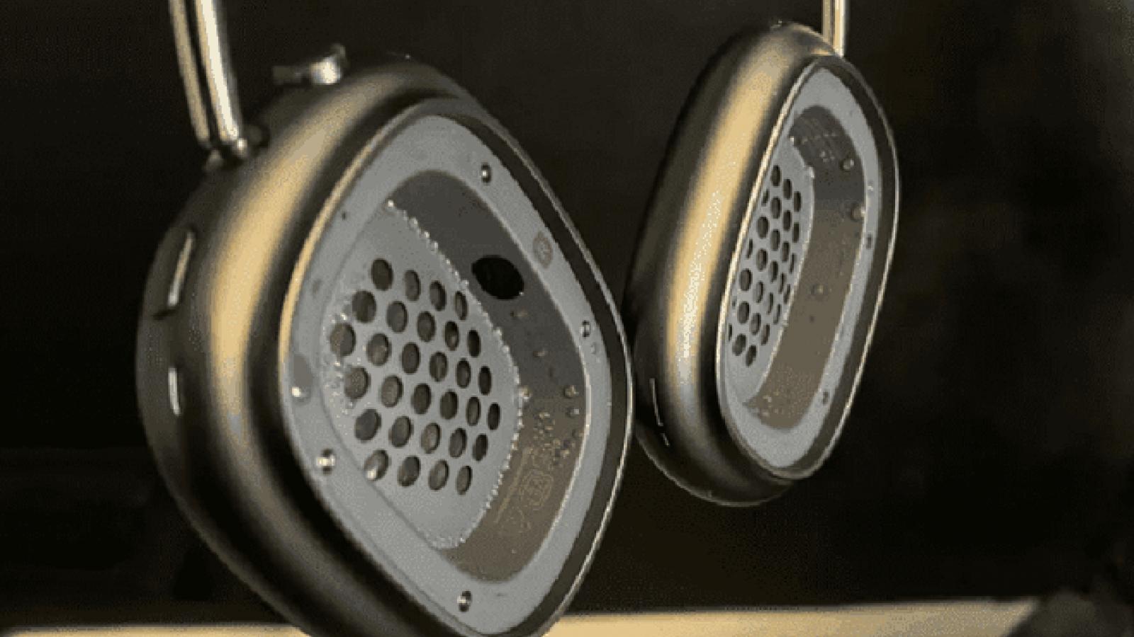 AirPods Max gặp sự cố ngưng tụ hơi nước trong cốc tai