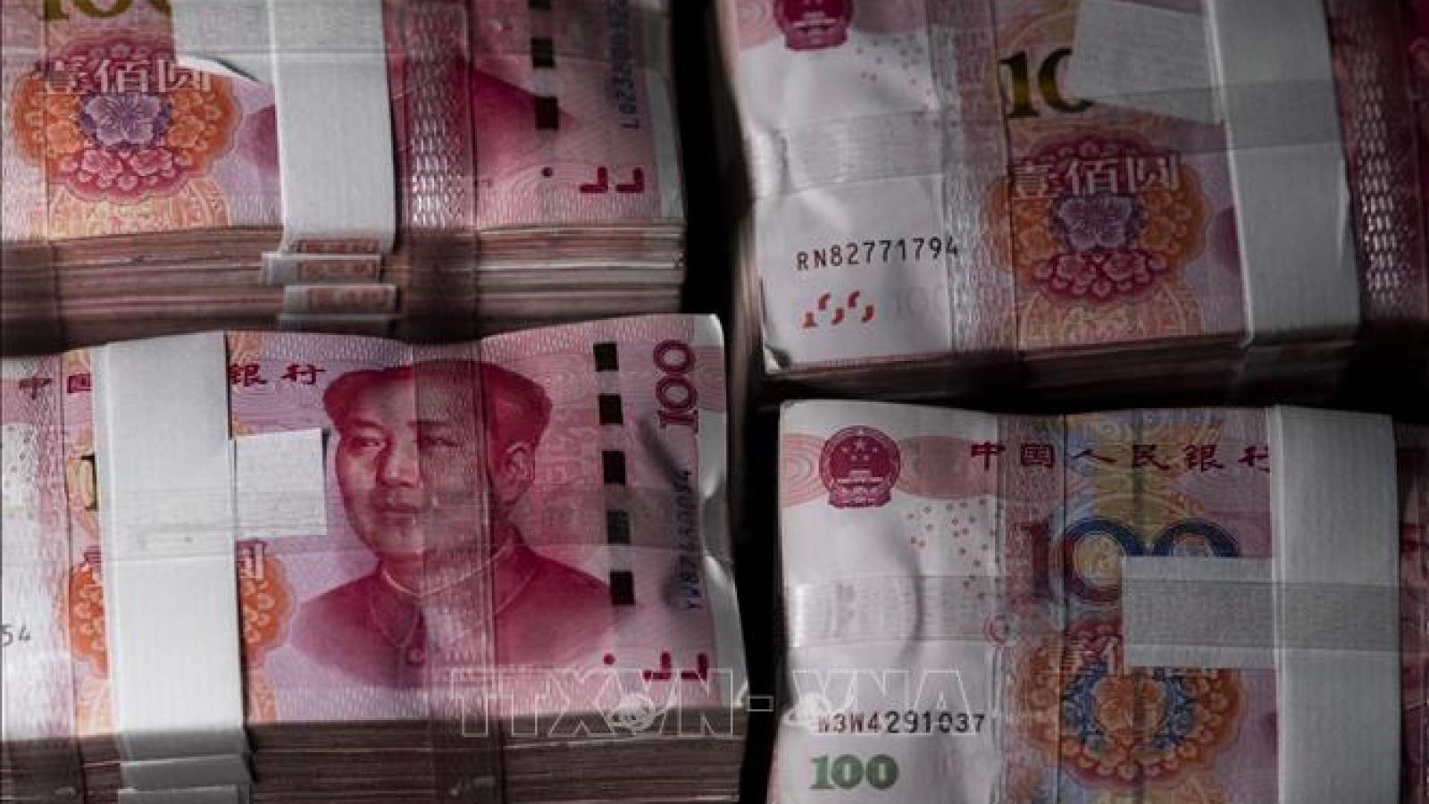 """Trung Quốc """"bơm"""" thêm 60 tỷ nhân dân tệ vào thị trường"""