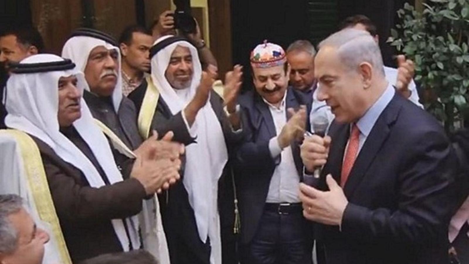 """Cục diện Trung Đông sau những """"cái bắt tay"""" giữa Israel và các nước Arab"""