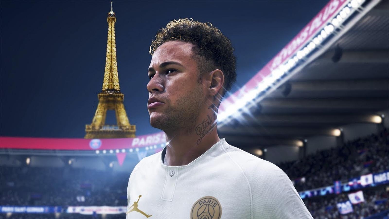 """Bàn thắng """"siêu ảo"""" của Neymar trong FIFA 21 gây sốt cộng đồng mạng"""