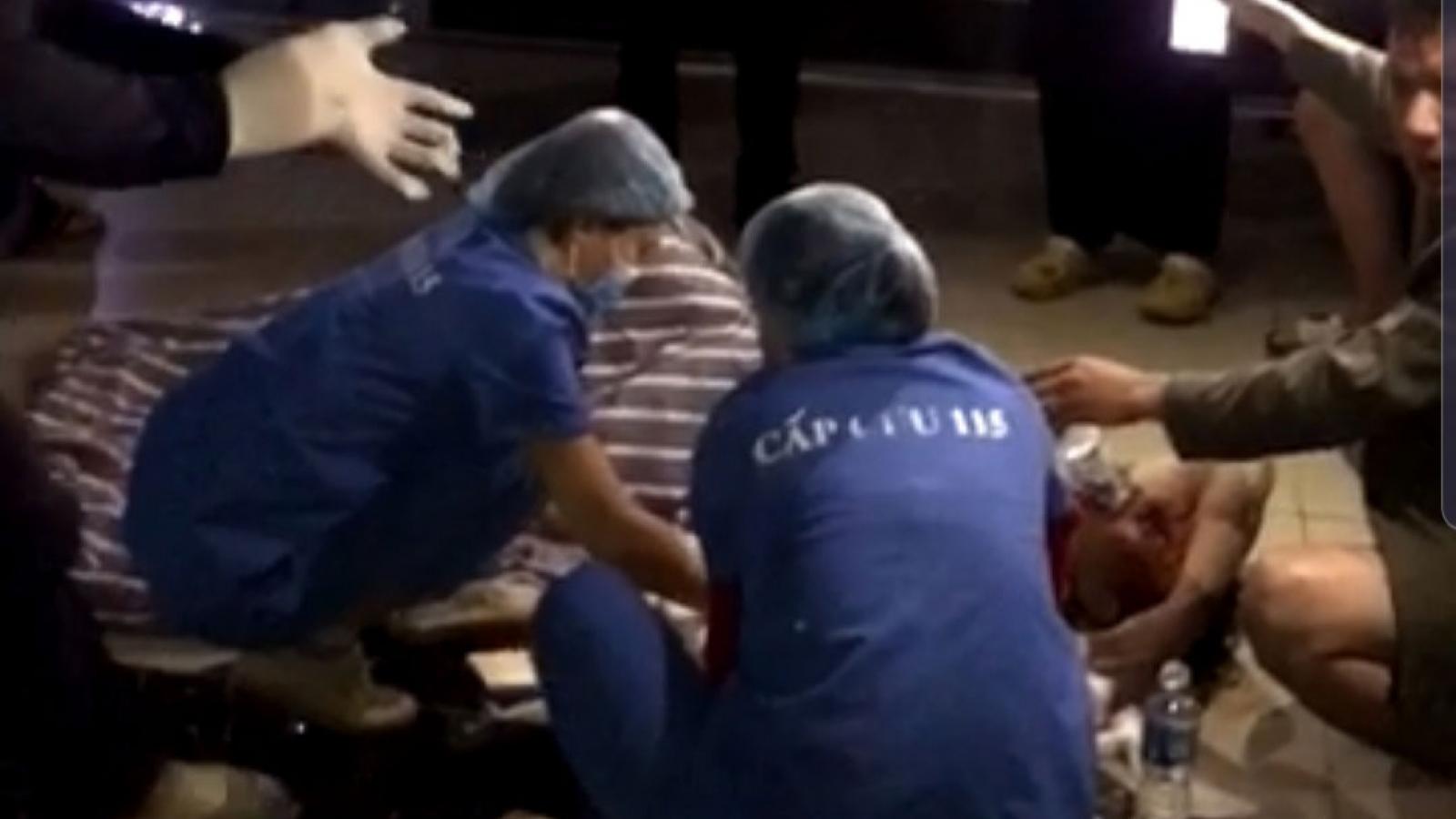 Hà Nội: Ngã thang máy chung cư, một người bị thương nặng